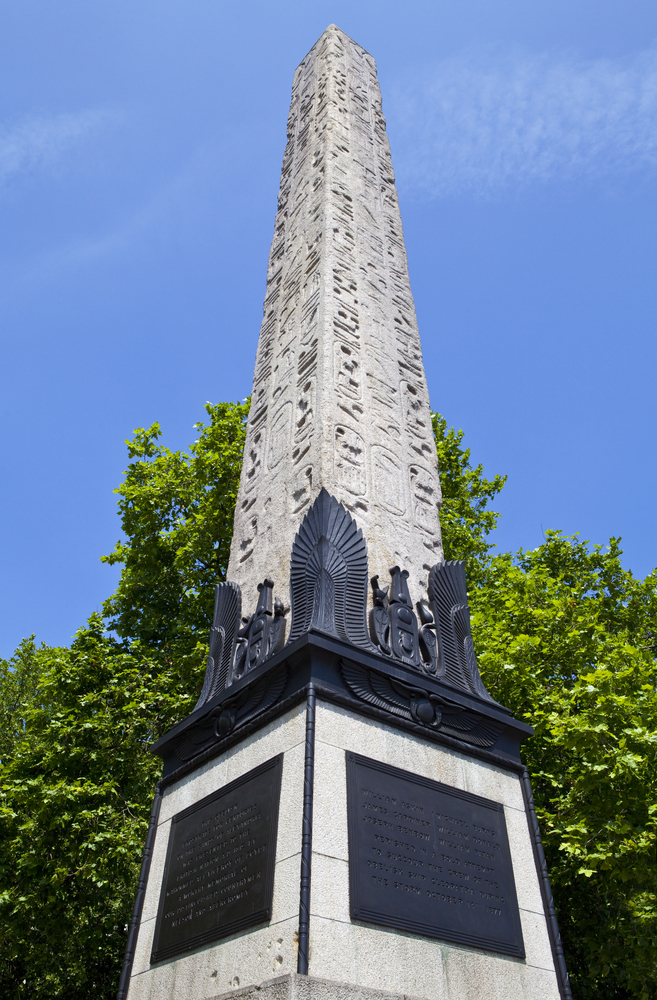 Cleopatra's needle London
