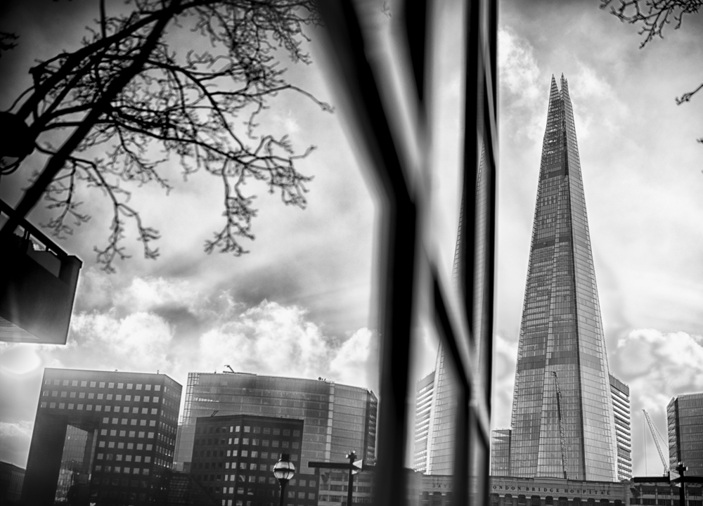 Exploring the cityscape of London