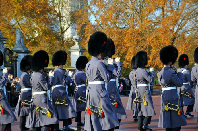 military attraction in london