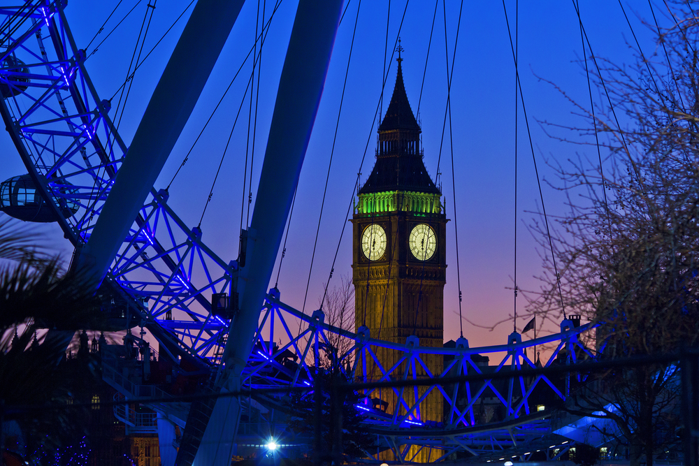 Unbeatable vistas: where to enjoy London's best views – day and night