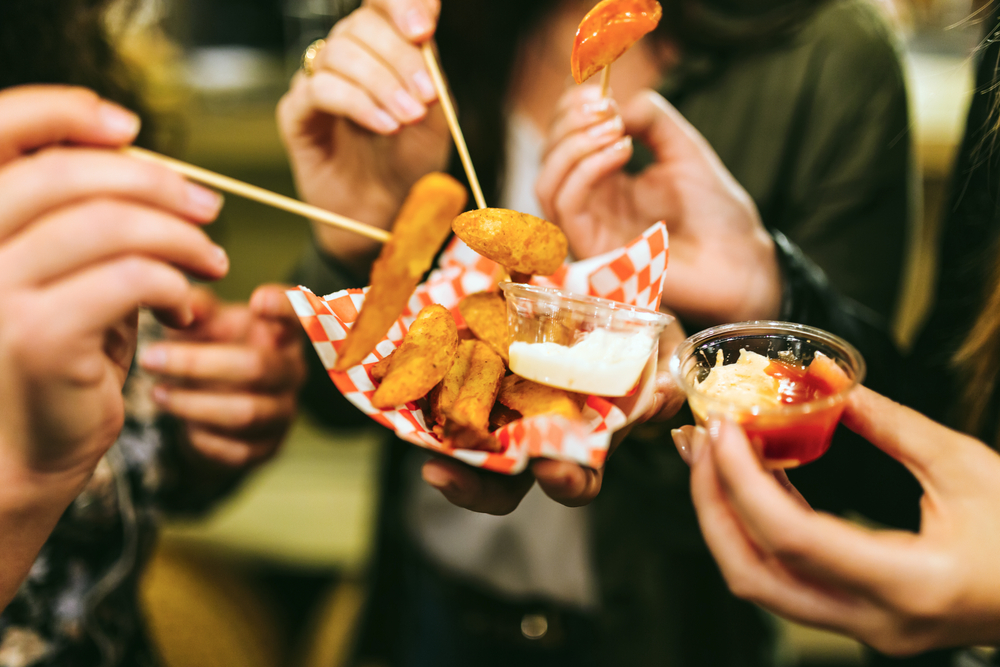 Taking it to the streets: the best street food in London today