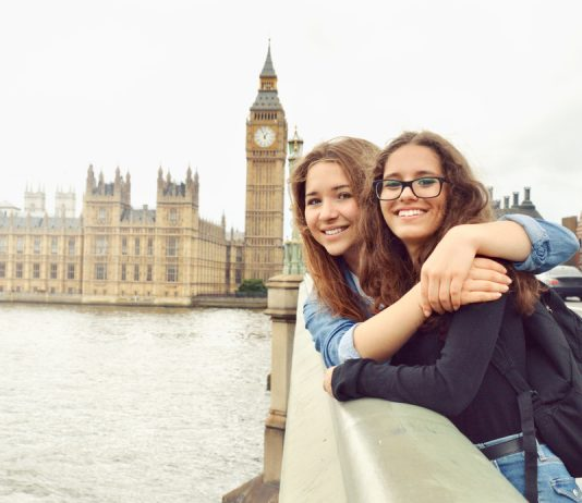 Visiting to london