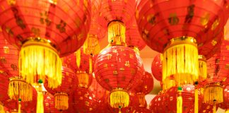 London's Chinese New Year