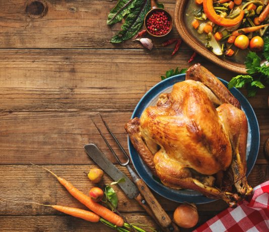 Spending Thanksgiving in London? Here's Where to Go