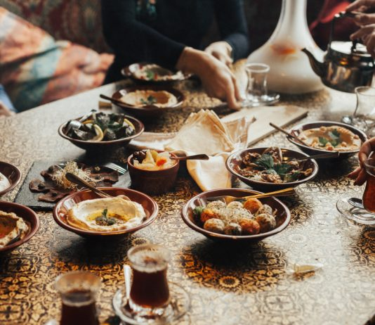 Where to Find the Best Middle Eastern Food in London