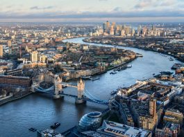 9 Places to Go for Stunning Views of the London Skyline