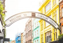 12 Best Shops on Carnaby Street