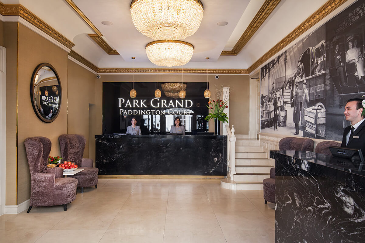 Park Grand Paddington Court London Photo gallery